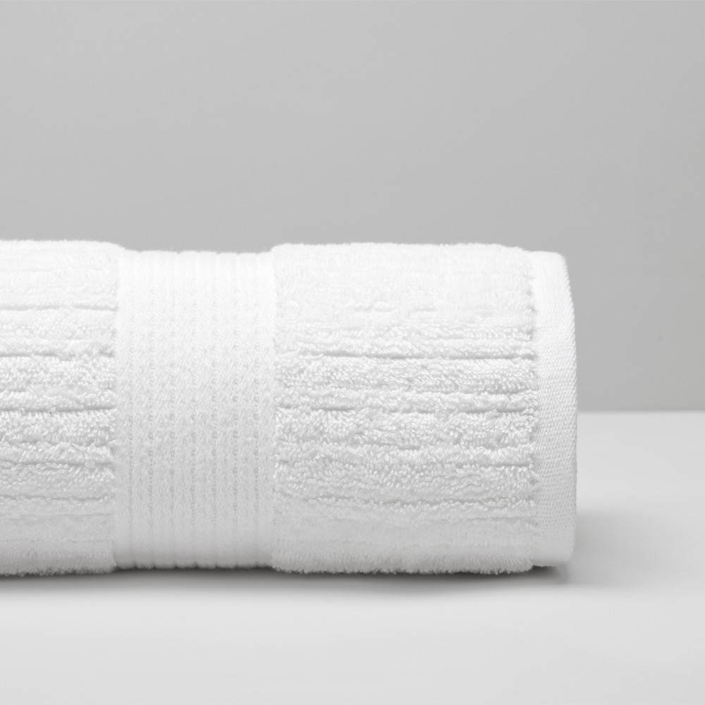 Toalla de lavabo 48 x 85 cm algod n peinado 480g formentera - Toallas algodon peinado ...