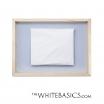 Cadaqués - Sábana Bajera Ajustable para cama doble de 200 cm de ancho