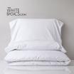 Funda nórdica raya satén 4 mm algodón para cama de 180 y 200 cm Limited edition