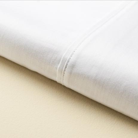 Colección Capri - Satén blanco 210 hilos de algodón peinado