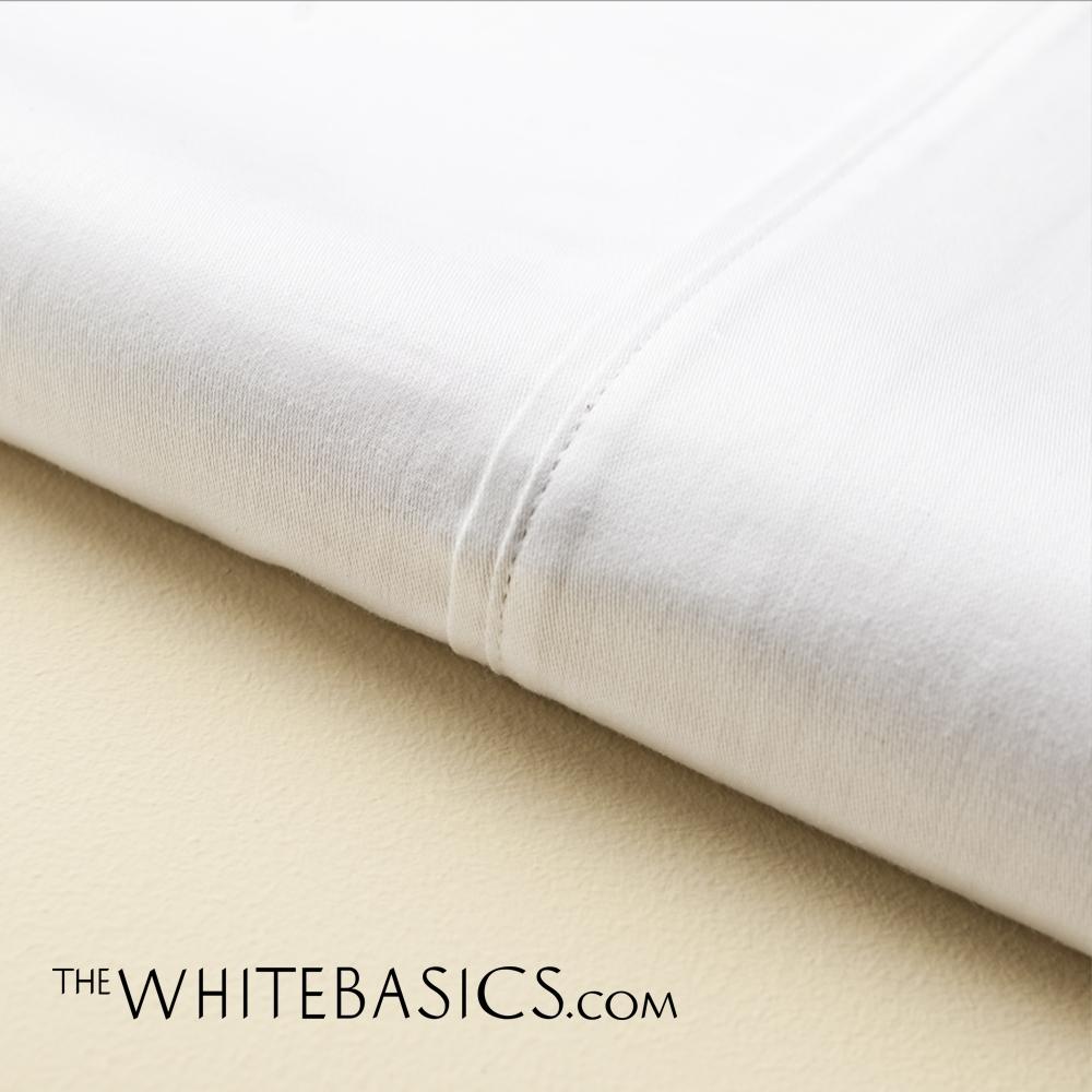 Juego de s banas blancas cama 90 cm 100 algod n the - Camas de 90 blancas ...