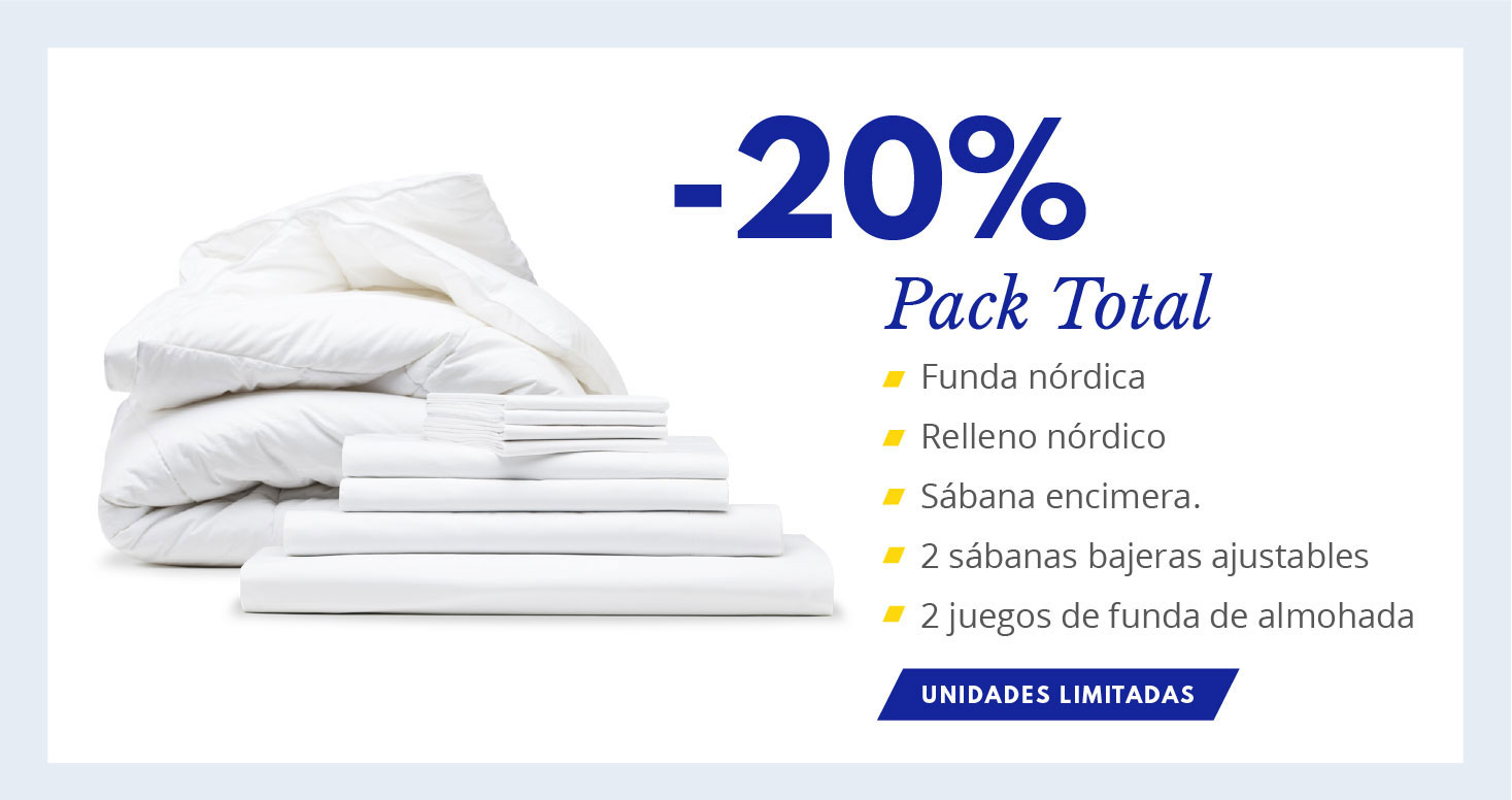Pack Total -20%